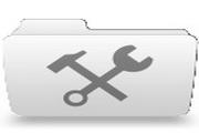 灰色文件夹桌面图标下载