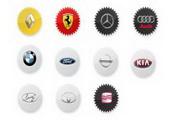 汽车标志logo png图标素材