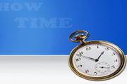 时间观念PPT模板