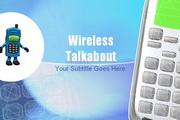手机科技PPT模板