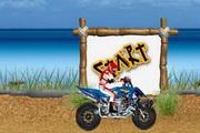 海边摩托越野赛...