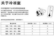 海尔变频冰箱白马王子BCD-272WBDS/H型说明书