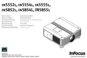 富可视IN5855L投影机说明书