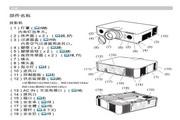 富可视IN5134a投影机说明书