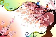 花卉花纹素材17
