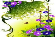 花卉花纹素材21