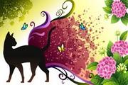 花卉花纹素材26