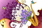 花卉花纹素材29