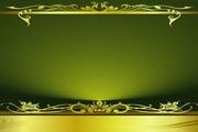 矢量金色欧式潮流素材21