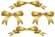 矢量金色欧式潮流素材37