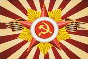 矢量党徽军徽