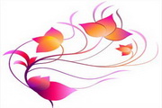 抽象花纹素材