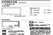 TCL王牌L42F1500-3D液晶彩电使用说明书