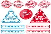 复古印章标签矢量设计素材