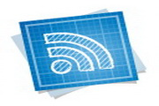 蓝色网格桌面图标下载