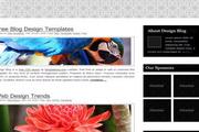 blog设计网站CSS...