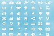 vector-user-interface-icons网页常用