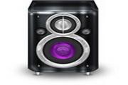 扬声器音响图标下载 免费版