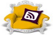 沙发RSS桌面图标...