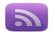 紫色标志桌面图标下载