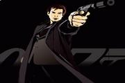 007电影人物矢量素材
