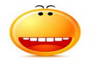 黄色表情桌面图标下载