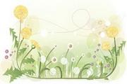 植物装饰边框素材10