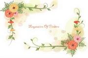 植物装饰边框素材11