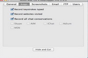 Aobo Mac OS X Keylogger Professional