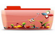 花纹文件夹图标下载2