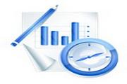 蓝色科技桌面图标下载