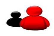 红黑苹果桌面图...