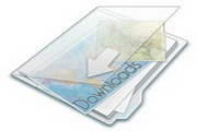 透明文件夹图标下载7