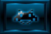蓝色科技桌面图标下载2
