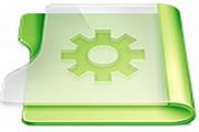 绿色文件夹图标下载4