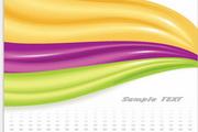 矢量潮流设计元素图