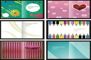 矢量平面设计书籍图