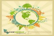 地球矢量图