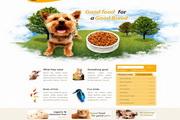 宠物商店网站源文件设计