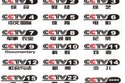 央视CCTV台标矢...