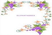 植物花边边框素材7