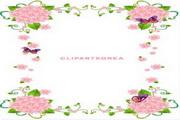 植物花边边框素材9