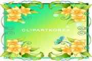 植物花边边框素材18