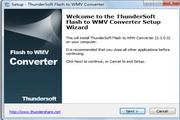 ThunderSoft Flash to WMV Converter 2.3.6