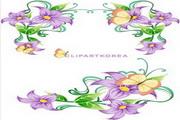 植物花边边框素材24