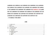 TCL王牌L42F3320-3D液晶彩电使用说明书