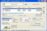 MIDI MP3 Converter
