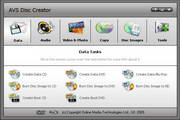 AVS Disc Creator 5.2.5.536