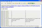 4TOPS Compare Excel Files 3.2