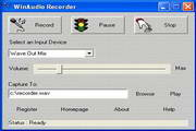 WinAudio Recorder 2.2.7.3